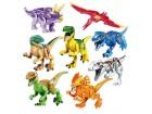 Lego dinosaurusi 8 komada Jurassic World