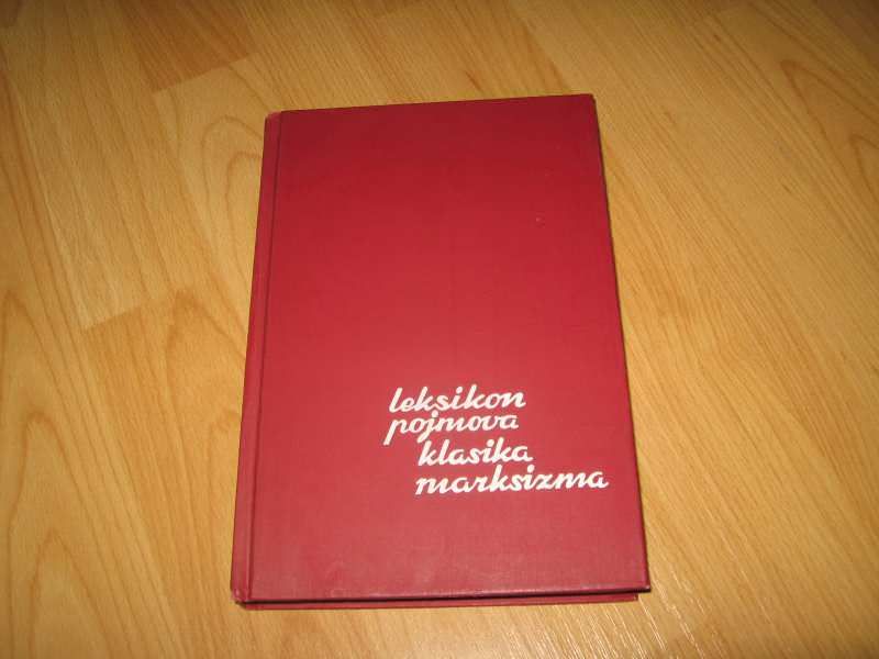 Leksikon pojmova klasika marksizma