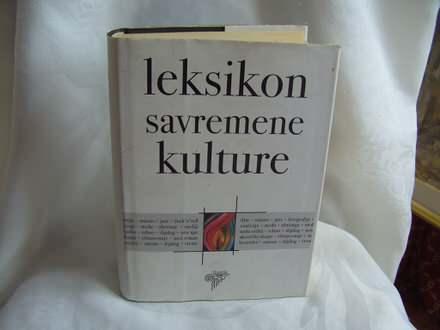 Leksikon savremene kulture, priredio Ralf Šnel
