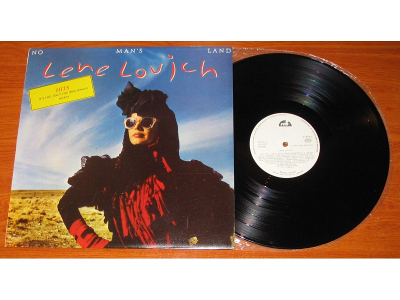 Lene Lovic - No Man`s Land
