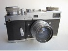 Leningrad GOMZ - LOMO fotoaparat iz 1958 vrlo redak