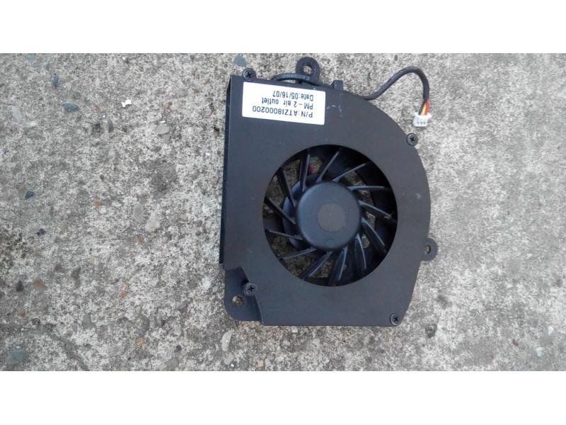 Lenovo 3000 N200 kuler - ventilator