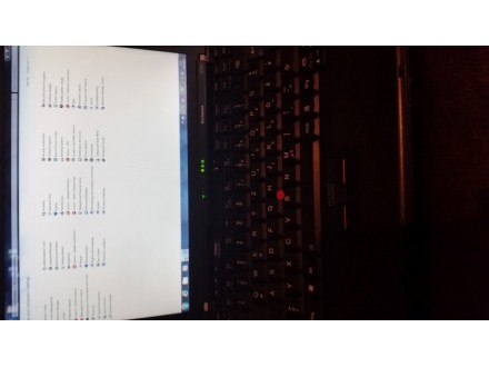 Lenovo X201 i5cpu
