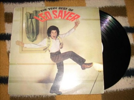Leo Sayer - The Very Best Of Leo Sayer LP