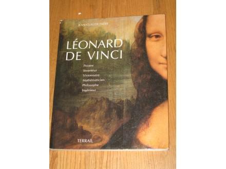 Leonard de vinci ( Leonardo Da Vinči )