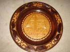 Lep drveni tanjir za kolekciju
