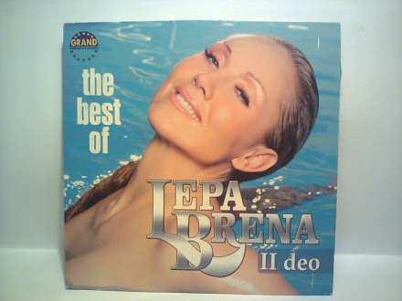 Lepa Brena - The best of Lepa Brena II deo