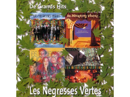 Les Negresses Vertes - Greatest Hits