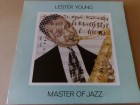 Lester Young  ‎–  Master Of Jazz, mint