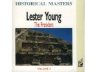 Lester Young – The President Volume 3