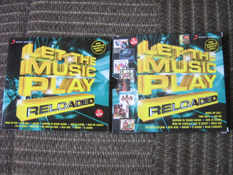 Let The Music Play Reloaded (2xCD)