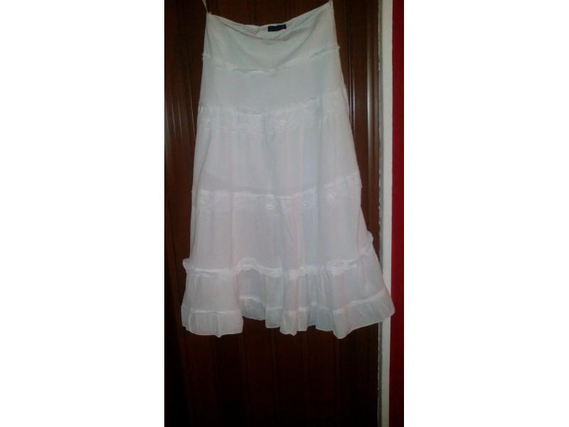 Letnja pamucna suknja vel.M