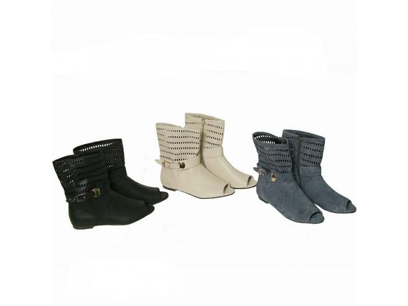 Letnje cizme 1 NOVO - plave, bez i crne, SNIZENJE