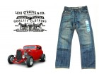 Levis Denizen 8 Regular farmerke