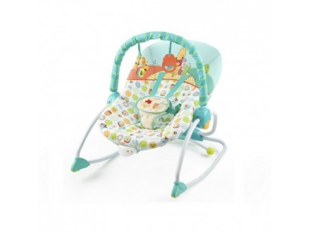 Ležaljka Winnie The Pooh Baby to Big Kid Rocking Seat