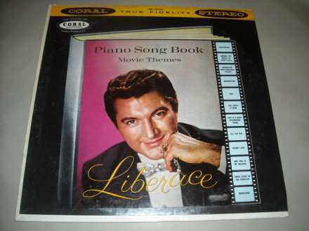 Liberace - Piano Song Book Of Movie Themes