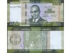 Liberia 100 Dollars 2016. UNC.