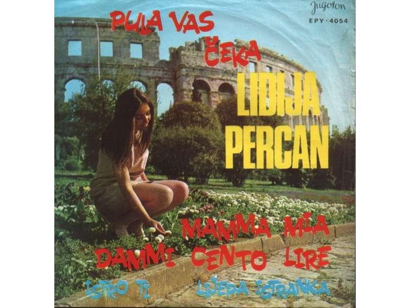 Lidija Percan - Mamma Mia Dammi Cento Lire