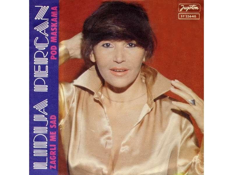 Lidija Percan - Zagrli Me Sad / Pod Maskama