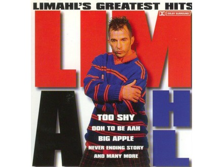 Limahl ‎– Limahl`s Greatest Hits