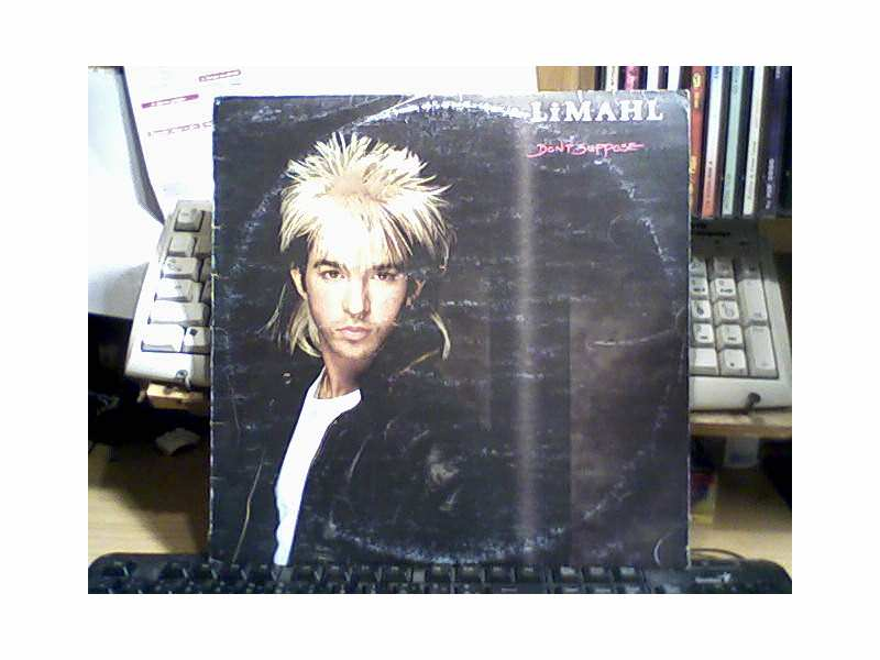 Limahl - Don`t Suppose