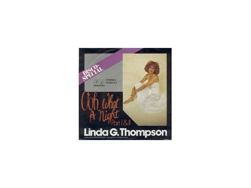 Linda G. Thompson - Ooh What A Night