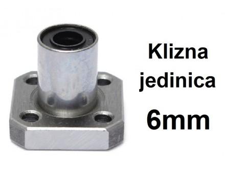 Linearna klizna jedinica 6mm za CNC i 3D - LMK6UU