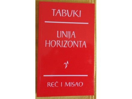 Linija horizonta  Tabuki