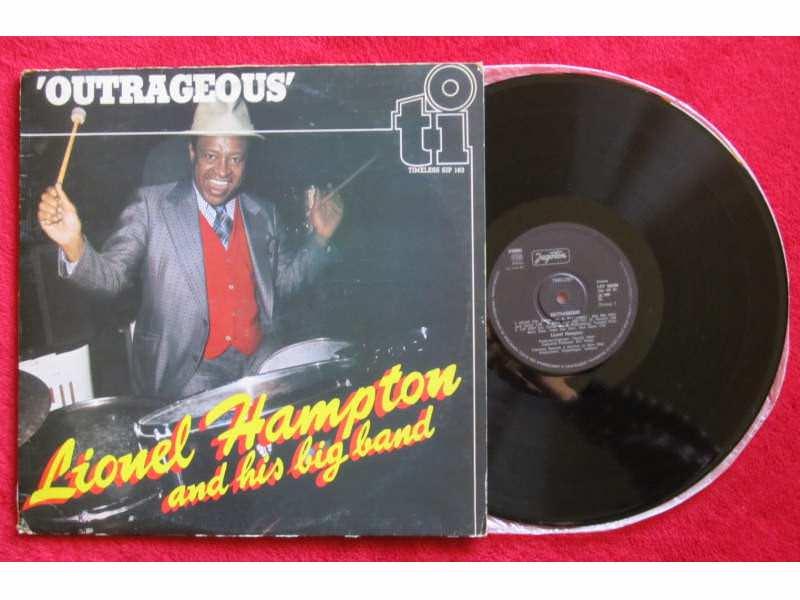 Lionel Hampton & His Big Band - Outrageous