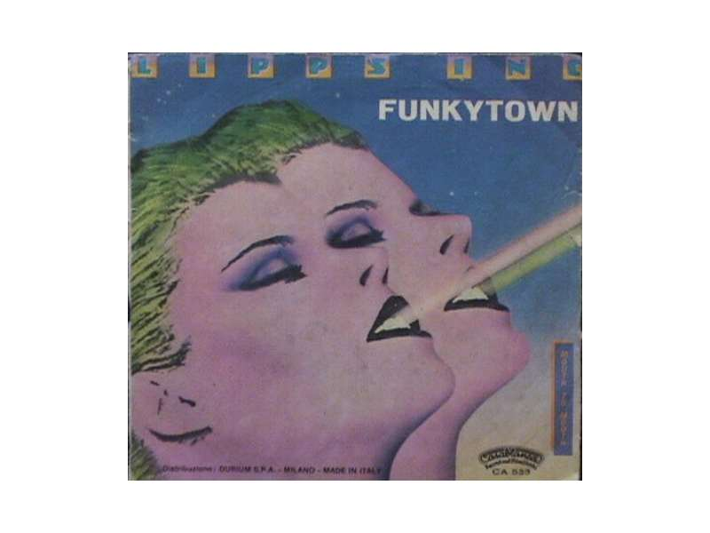 Lipps, Inc. - Funkytown / All Night Dancing