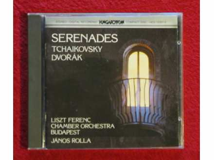 Liszt Ferenc Chamber Orchestra - Serenades