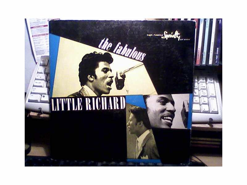 Little Richard - The Fabulous Little Richard