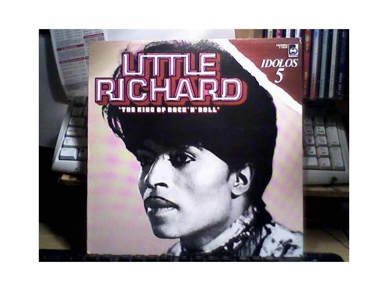 Little Richard - The King Of Rock N Roll