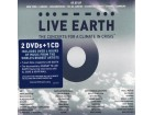 Live Earth: The Concerts For A Climate In Crisis2DVD+CD