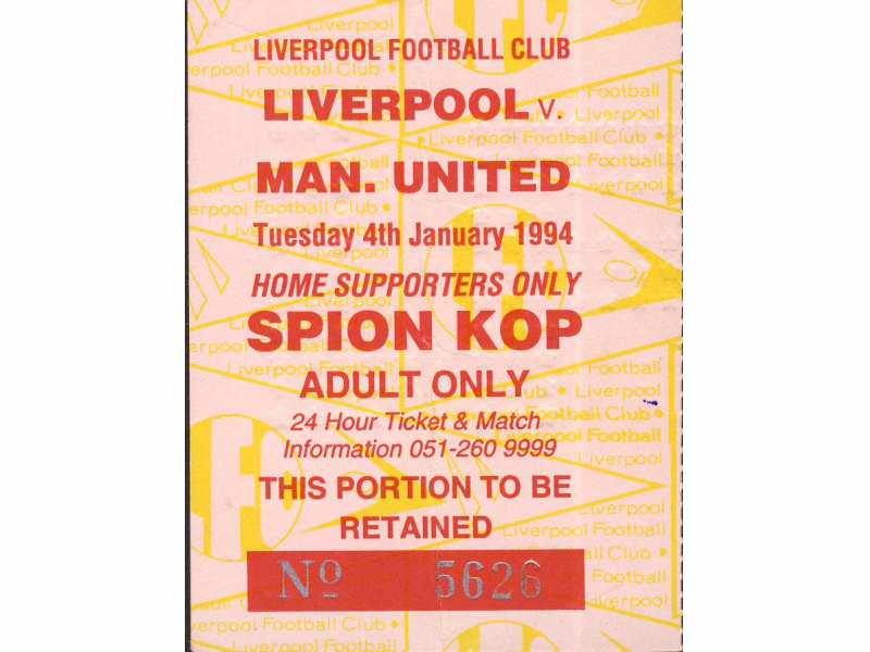 Liverpool - Manchester United   ,   1994.god.