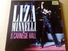 Liza Minnelli At Carnegie Hall, dupli album, mint