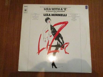 Liza Minnelli - Liza With A `Z`