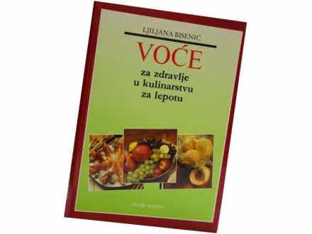 Ljiljana Bisenić:Voće za zdravlje u kulinarstvu