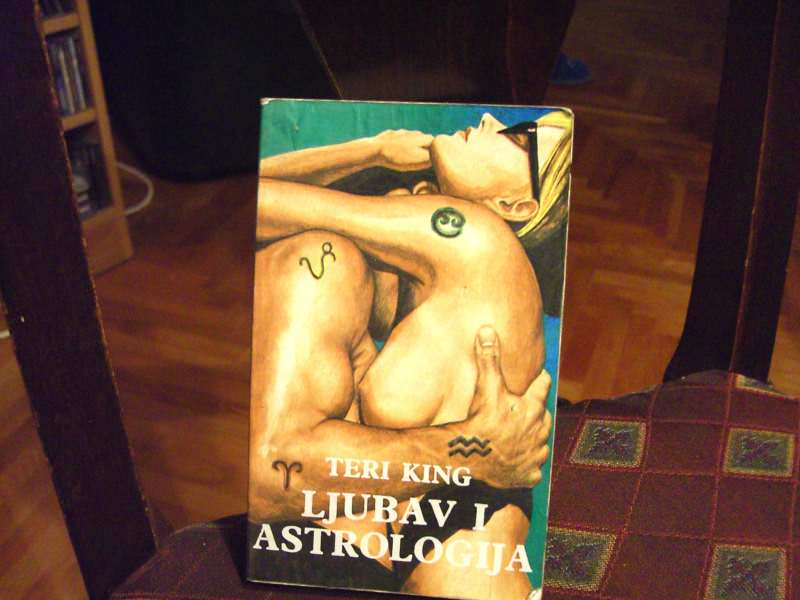 Ljubav i astrologija, Teri King