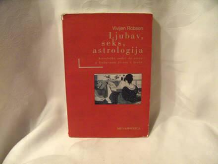 Ljubav, seks, astrologija,  Vivijen Robson