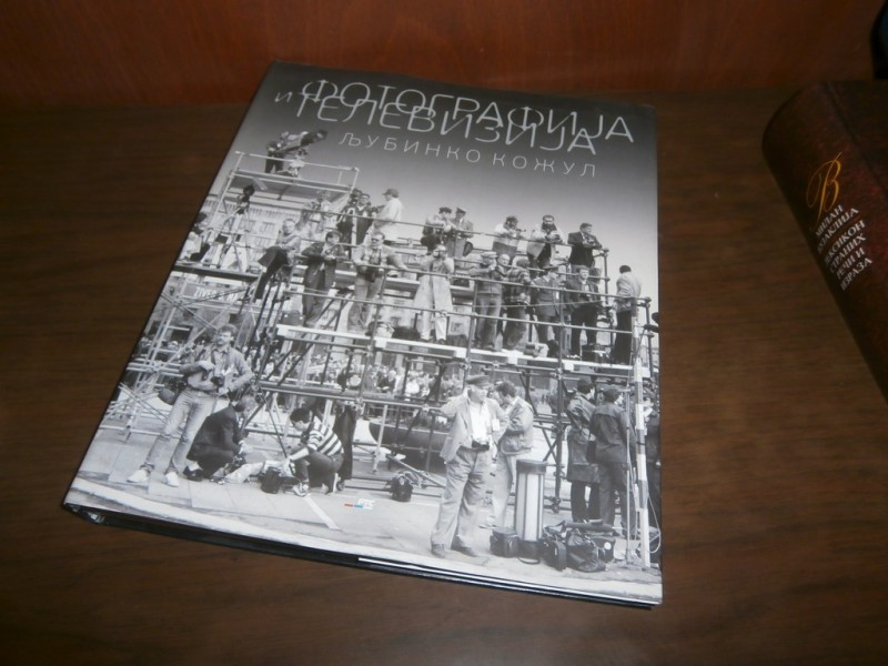 Ljubinko Kozul - Fotografija i televizija