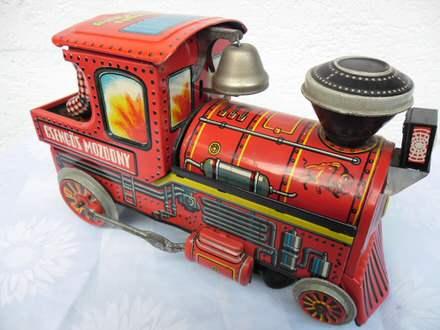 Llmena lokomotiva HUNGARY,Vintage