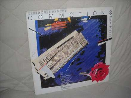 Lloyd Cole & The Commotions - Easy Pieces