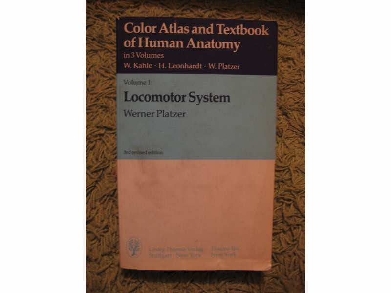 Locomotor System vol.1 - Werner Platzer