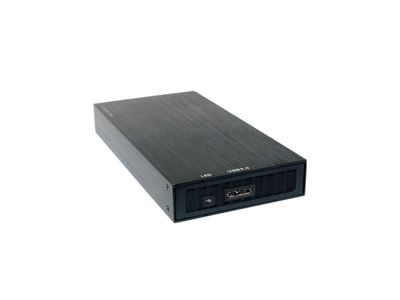 LogiLink 2.5` USB3.0 SATA3 External Enclosure Alu