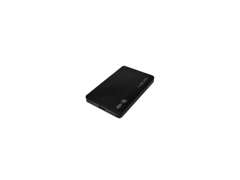 LogiLink External HDD kućište 2.5 Inch, SATA, USB 3.0, 6.35 cm, Black