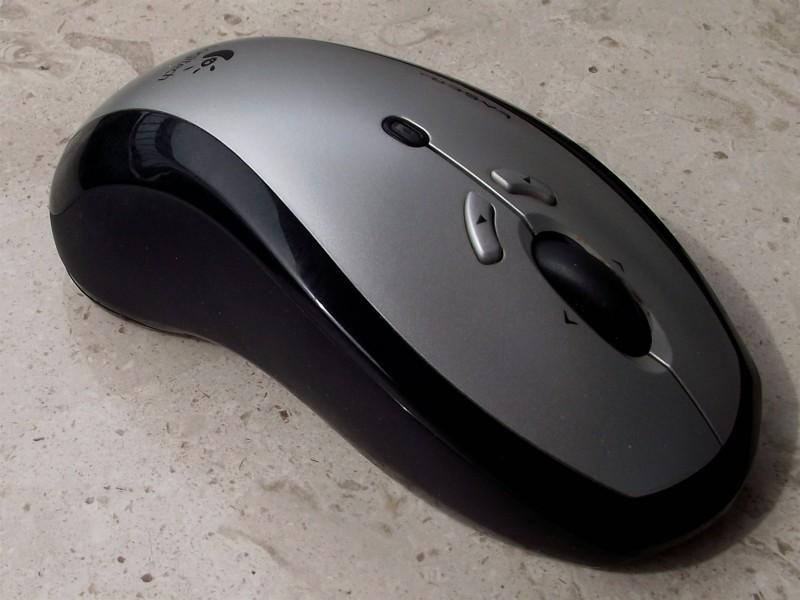 Logitech Cordless Laser Mouse LX7