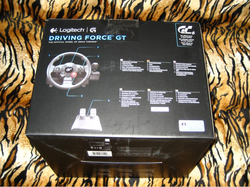 how to use logitech wheel on pc