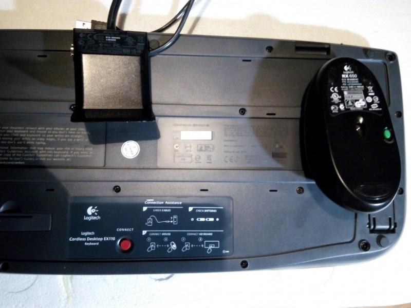 Logitech Ekstra EX110 US Komplet