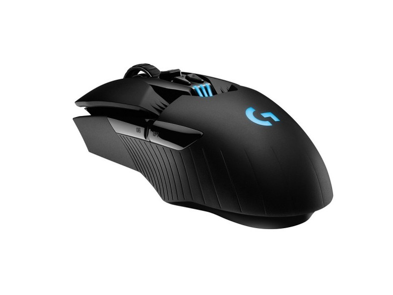 Logitech G903 Lightspeed Wireless Gaming Mouse with HERO 16K sensor Black